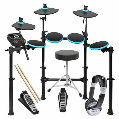 Alesis DM Lite Electronic Drum Kit with Stool, Headphone & Sticks