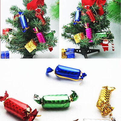 12Pcs Christmas Candy Home Party Pendant Decoration Ornaments Quality
