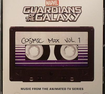 VARIOUS - Marvel's Guardians Of The Galaxy: Cosmic Mix Vol 1 (Soundtrack) - CD