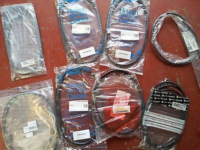 Speedo cable throttle cable brake cable mixed lot Chinese bikes scooters