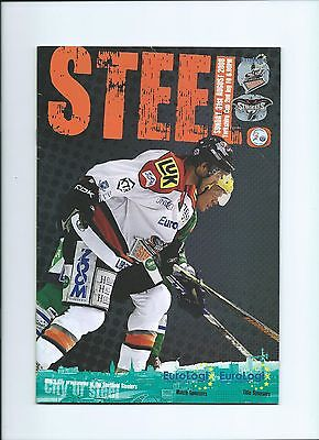 08/09 Sheffield Steelers v Hull Stingrays Aug 31st  Yorkshire Cup