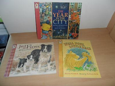 Three Walker Childrens Books