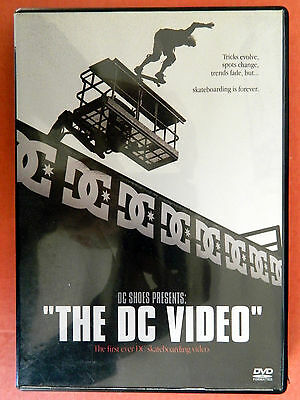 Skateboarding DVD - DC Shoes presents DC Video from 2003