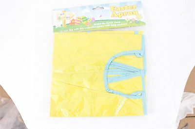 Easter Apron with Long Sleeves - Kids