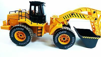 Remote Controlled RC JCB Style R/C Earth Mover Monster Digger excavator Truck