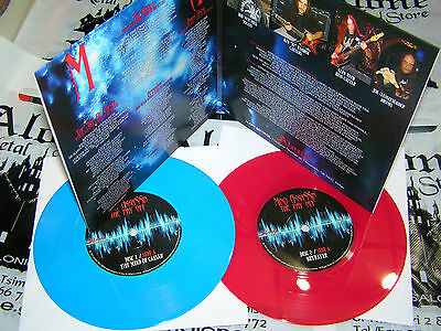 "MIND ASSASSIN The Pay Off DOUBLE 7"" Inch blue & red vinyls BRAND NEW"