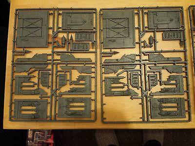Imperial City (Cityfight) Sprues