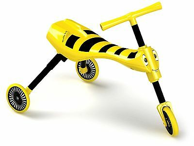 Mookie A World of play Scuttle Bug Bubble bee Ride on