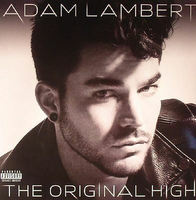 LAMBERT, Adam - The Original High - Vinyl (LP)