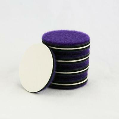 NEW Purple Pads (velcro) - EcoMaster EcoPro2 supplies and parts