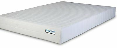 BEDZONLINE 4.0FT Small Double Memory Foam and Reflex Mattress