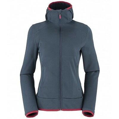 Polaire Smooth Hoodie - femme
