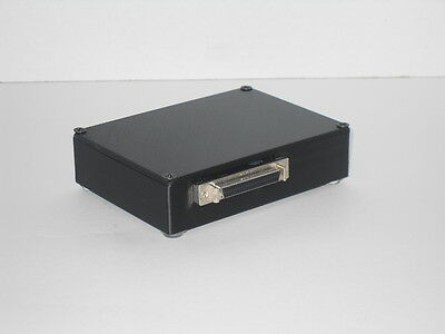 SCSI2SD V5 External Enclosure with HD50 SCSI Connector & Hardware - case -