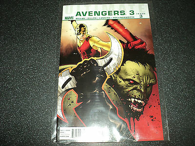 Ultimate Avengers 3 Issue 3
