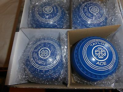 Thomas Taylor Ace Size 2 Heavy Blue Gripped Bowls