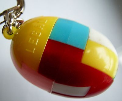 Vintage French Advertising Puzzle Keychains - Coffee Legal