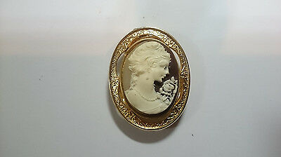 Beauty Hand CARVING CAMEO ~42.5mm*33mm(ec453)
