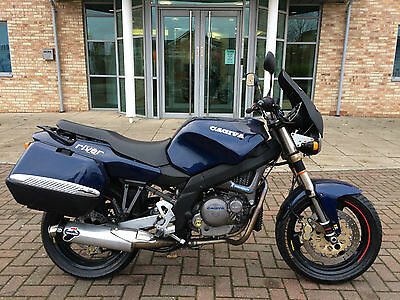 1997 Cagiva River 600Cc With Luggage Low Mileage Winter Project Tourer