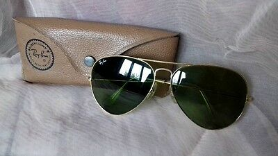 Lunette vintage 70  Ray ban Bausch & Lomb Aviator USA