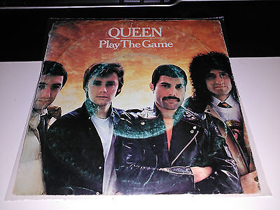Single Queen - Play The Game - Emi Portugal 1980 Vg/vg+