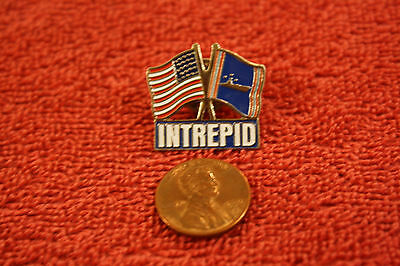 Intrepid Aircraft Carrier (NYC) Sea, Air & Space Museum pin...