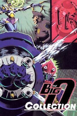 Big O I + II Complete 26 Episodes Collection DVD English Dubbing USA 1+2