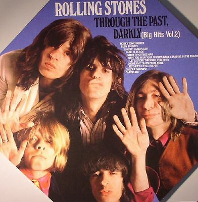 ROLLING STONES - Through The Past Darkly: Big Hits Vol 2 - Vinyl (LP)