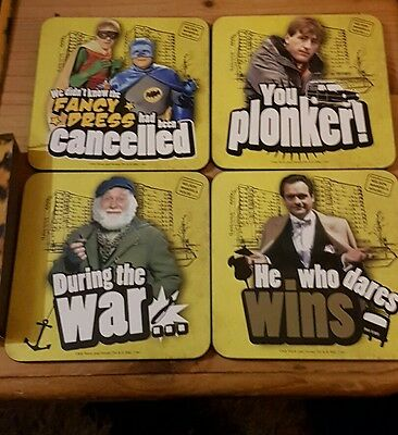 Only Fools and Horses Official coasters