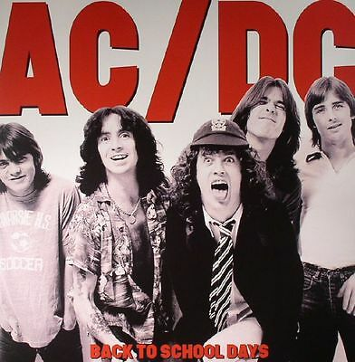 AC/DC - Back To School Days - Vinyl (limited gatefold 2xLP)