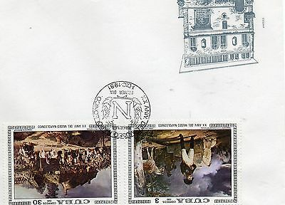 1981 South American Museum Napoleonico Fdcs From Collection J9