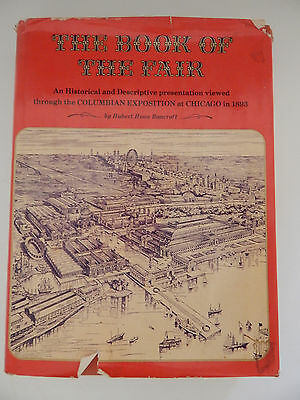 THE BOOK OF THE FAIR :COLUMBIAN EXPOSITION at Chicago in 1893