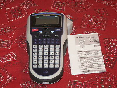 *****brother P-Touch Tz-Tape Label Maker Thermal Printer (Pt-1010)*****