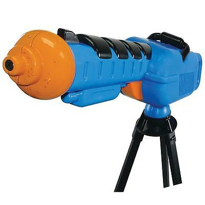 Giant WATER GUN CANNON Outdoor Fun Sports Childrens Activity Bubble Toys Pistols