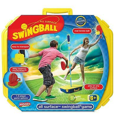 Wide All Surface SWINGBALL Classic Game Adjustable Height Kids Outdoor Activity