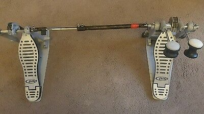 Pdp Double Bass Pedal 502 Double Chain