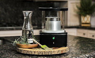 The Source by ExtractCraft -The first at-home essential oil extraction appliance