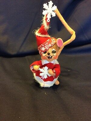 ANNALEE Christmas Mouse