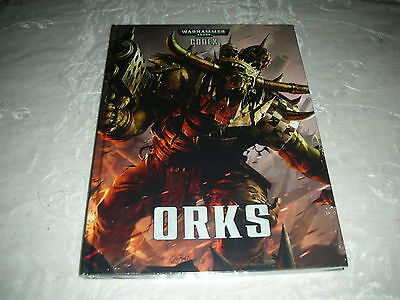 Warhammer 40000 Codex Orks Nuovo! Italiano!