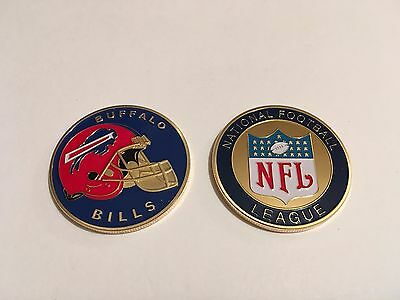 Nfl Buffalo Bills Sport American Football Collectable Challenge Coin New