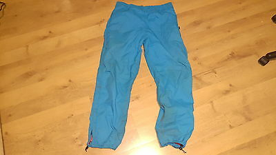 Lowe Gore-Tex waterproof overtrousers, size L