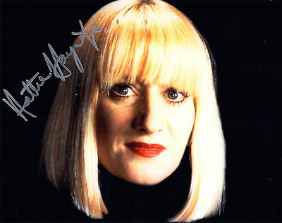 Hattie Hayridge Signed Holly Red Dwarf Autograph Photo With Exact Proof
