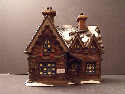 """Dept 56 Dicken's Village """"barmby Moor Cottage"""" - #58324 - New In Box"""