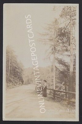 Yorkshire New Road Wyming Brook Sheffield Real Photo