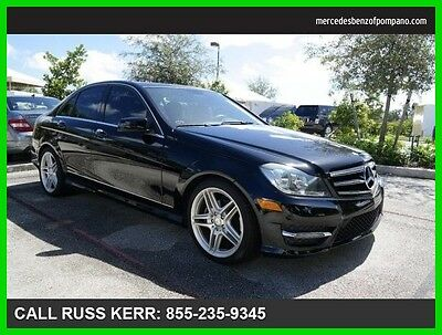 2013 Mercedes-Benz C-Class C250 Sport Certified Unlimited Mile Warranty 2013 C250 Sport Certified Clean Carfax We Finance and assist with Shipping