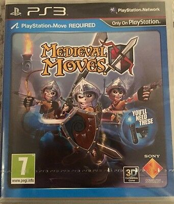 Joblot Of 100 Medieval Moves PS3 Games New And Sealed