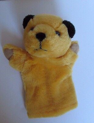 "Sooty Glove Hand Puppet From The Sooty And Sweep Show Soft Toy 10""/25Cm"