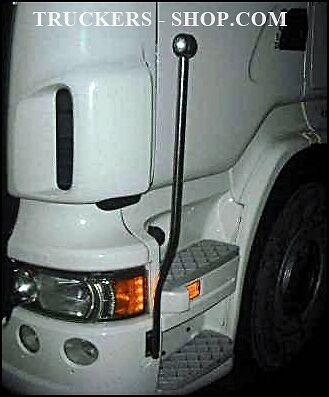Led Light Side Poles For Volvo Fh4 Truck [Truck Parts And Accessories]