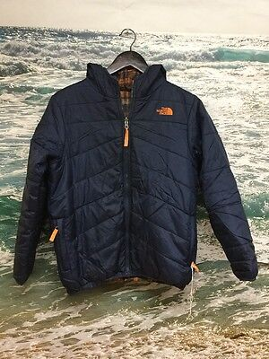 The North Face Boys Reversible Perrito Jacket Size: Large (14/16)