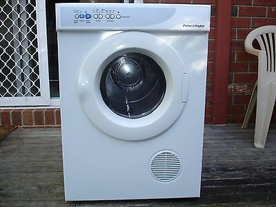 fisher paykel auto sensing dryer 5kg completely rebuilt excellent condition