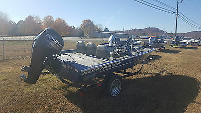 2014 Tracker 175 TF with 2014 Mercury 60 4-Stroke and 2014 Tracker Trailer